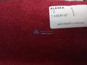 Ткань Alaska 12 cabernet