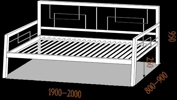 Схема Квадро Софа